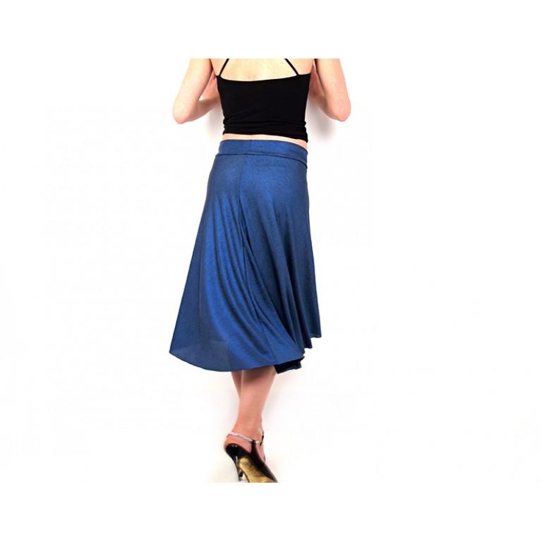 Lisadore Dance Couture - Azul Drapee