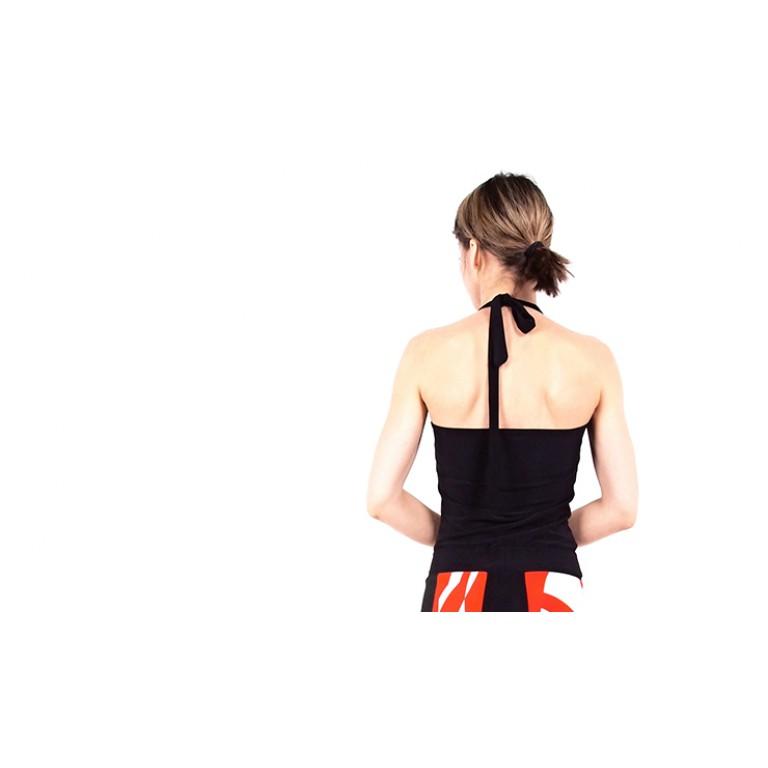 Lisadore Dance Couture - Halter Top Black