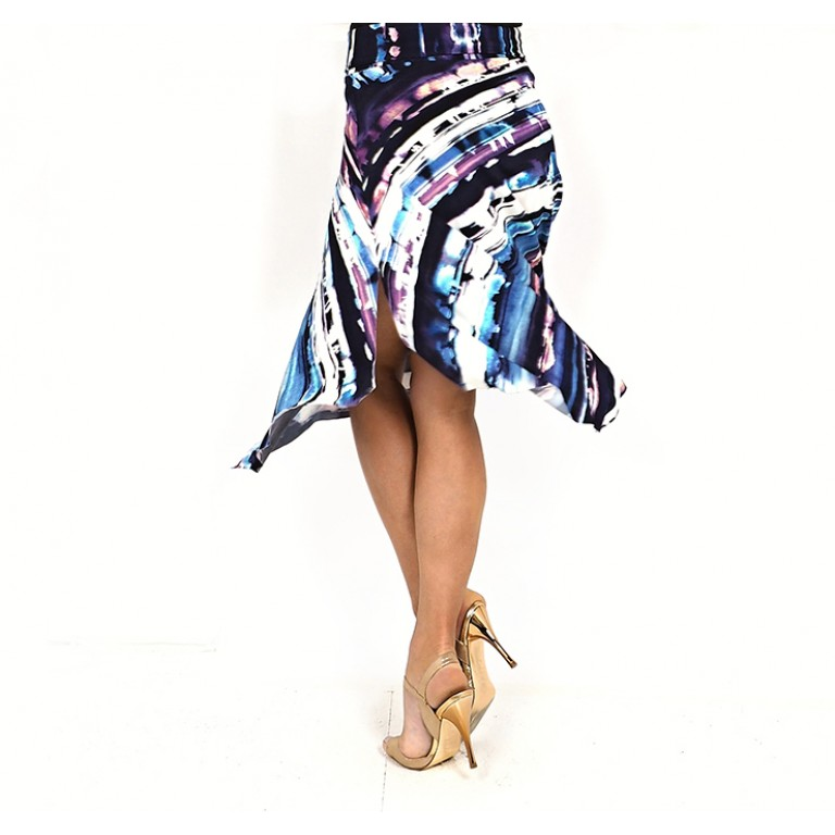 Lisadore Dance Couture - Lineas Multicolores