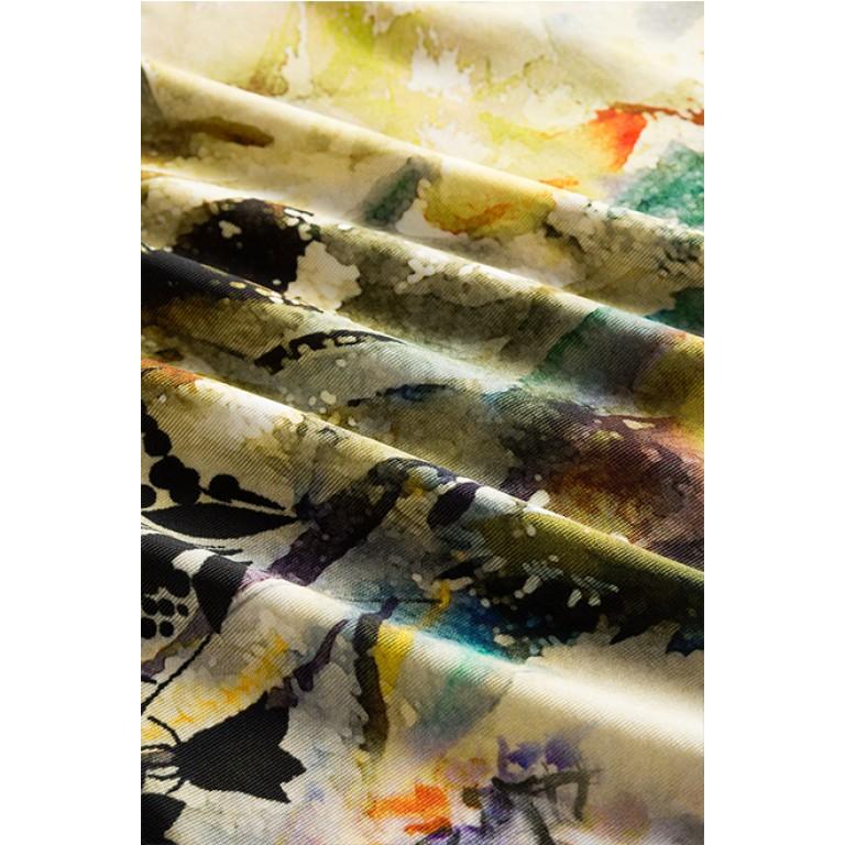 Lisdore Dance Couture - Multicolor Faldo Flor
