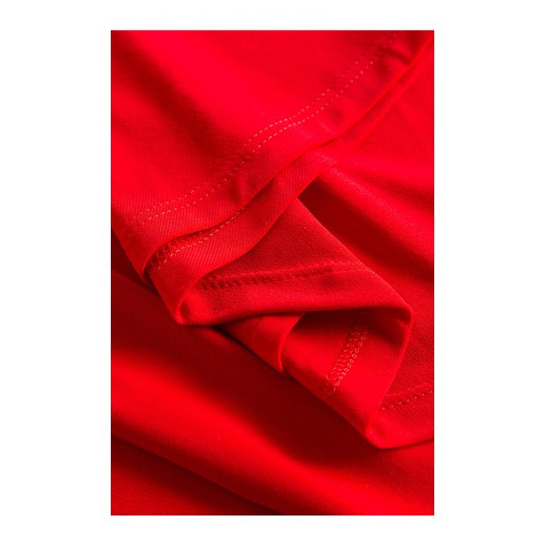 Lisdore Dance Couture - Falda Dividida Rojo