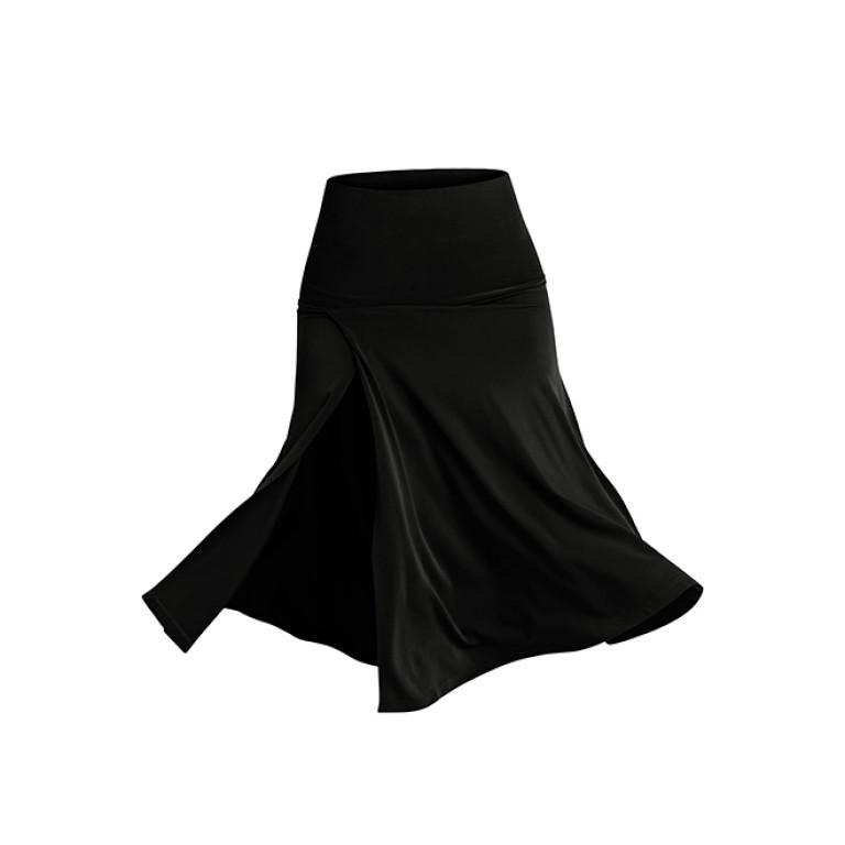 Lisdore Dance Couture  - Falda Dividida Nero