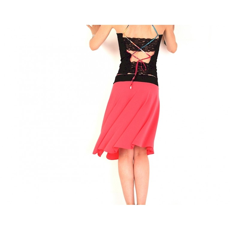 Lisadore Dance Couture - The Pink Skirt