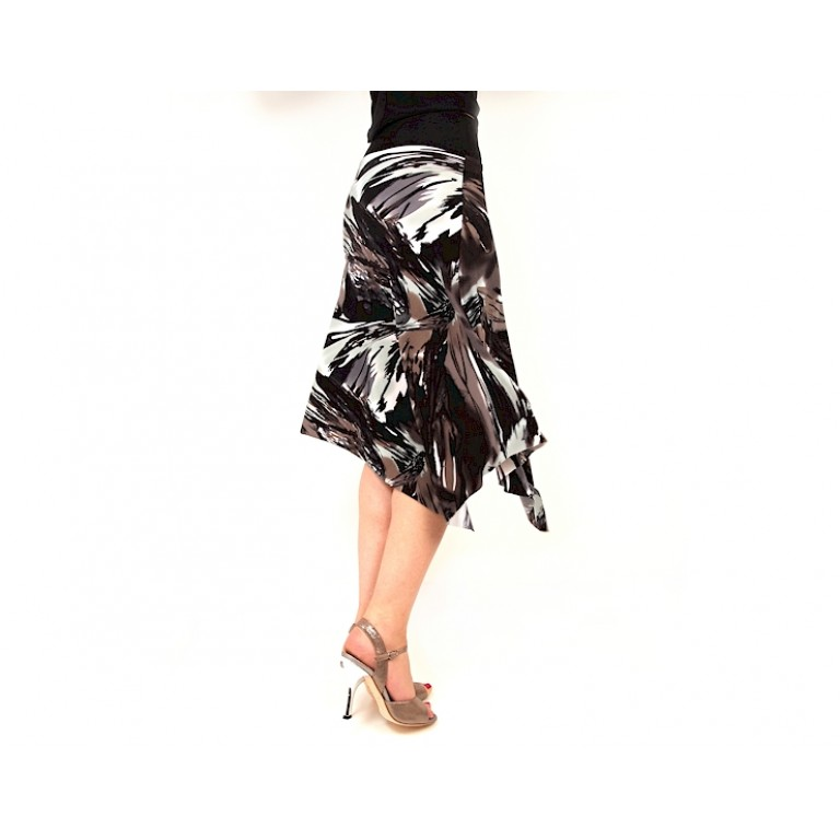 Lisadore Dance Couture - Flower Stripe