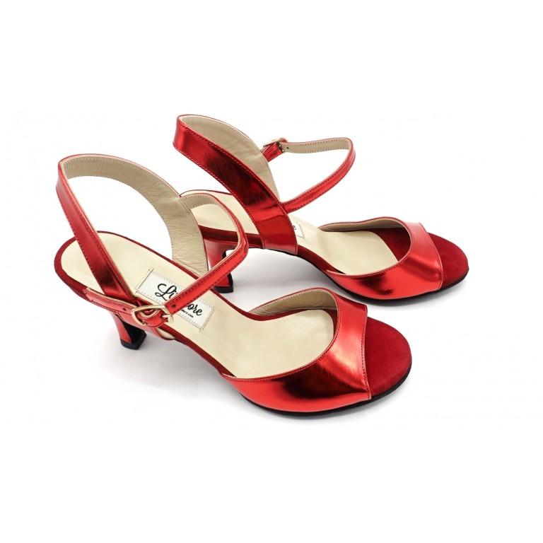 Lisadore - Rojo Metallico - Abasso