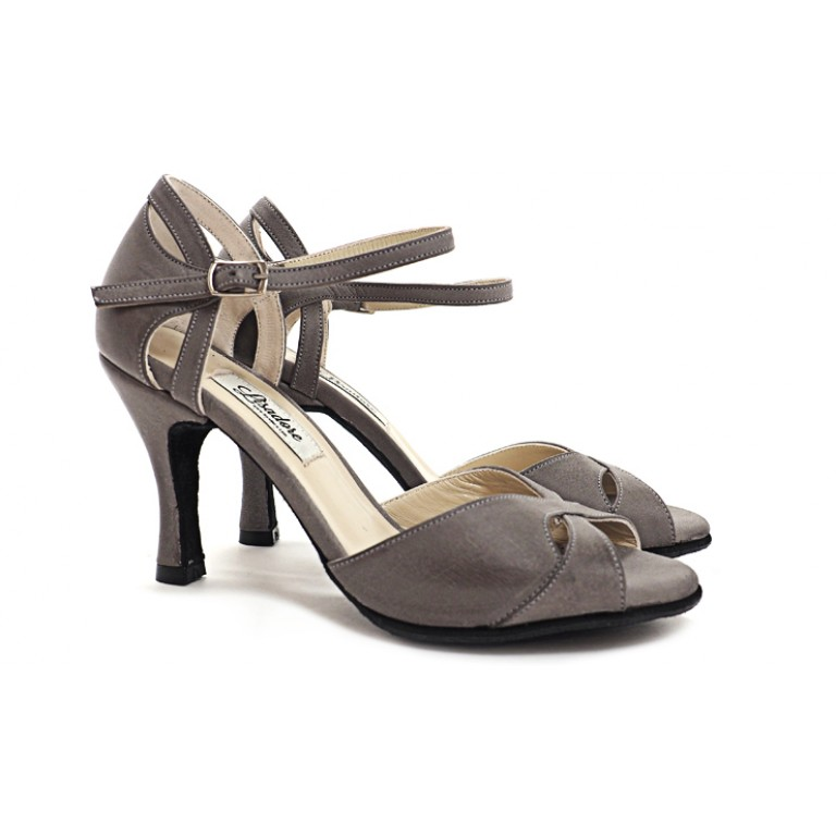 Lisadore - Cuero Gris Butterfly