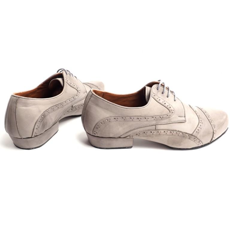 Lisadore Men Shoes - Gris Y Gris Flex