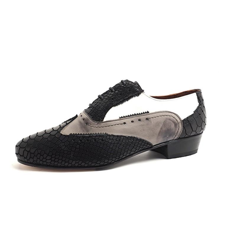 Lisadore Men Shoes - Serpient Cuban