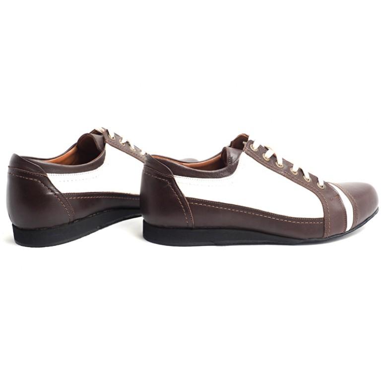 Lisadore Men Shoes - Sneaker Beige Maron