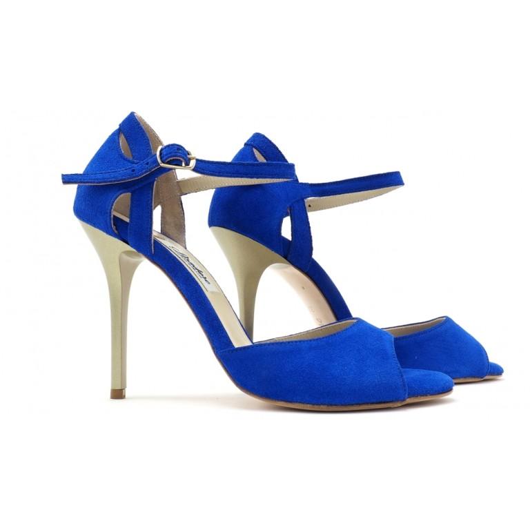 Lisadore - Gamuza Azul - High