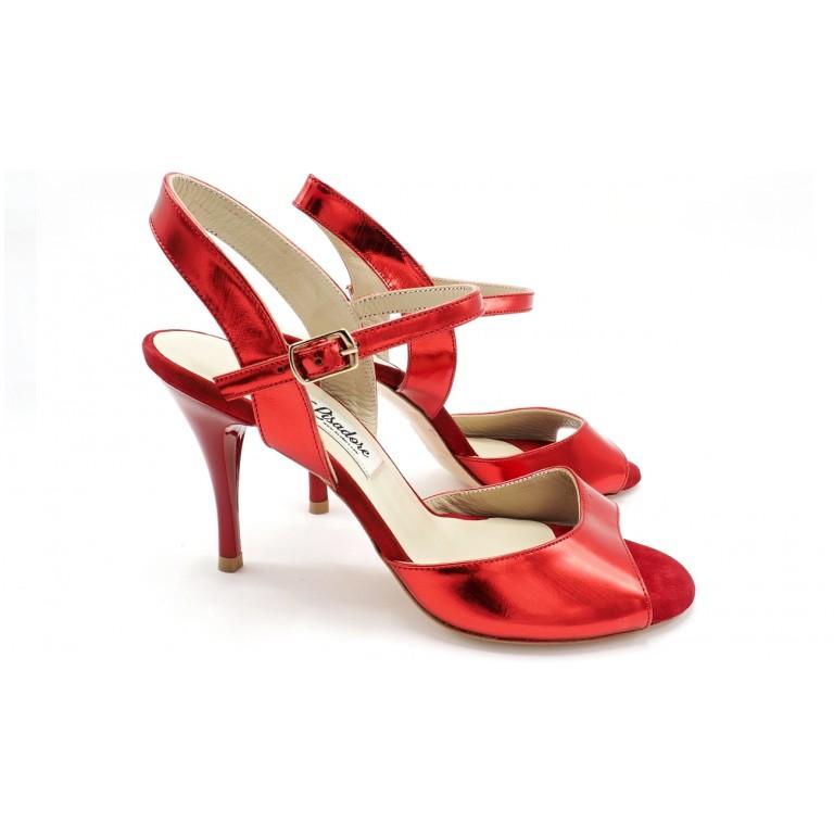 Lisadore - Rojo Metallico