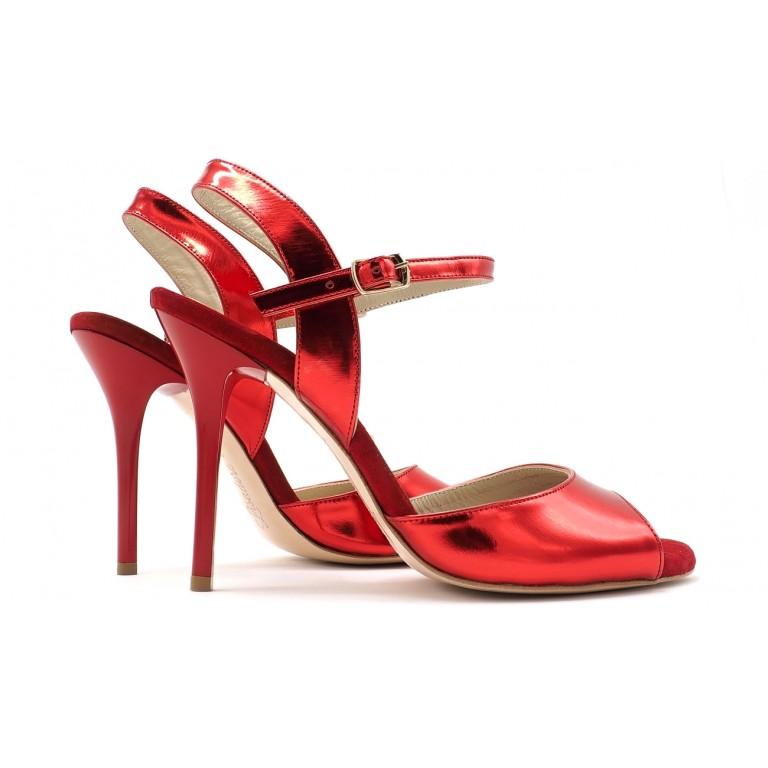 Lisadore - Rojo Metallico - High