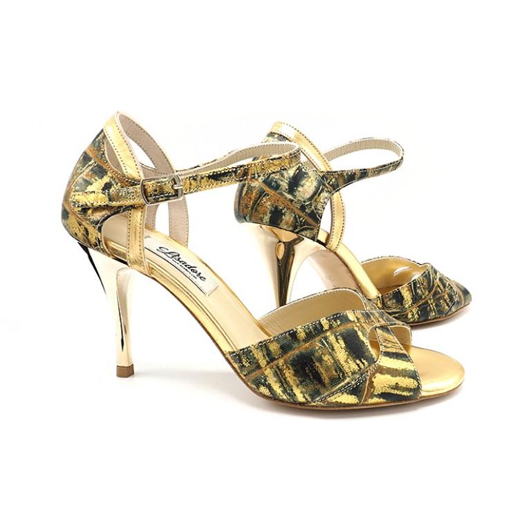 Lisadore - Croco Dorado Butterfly