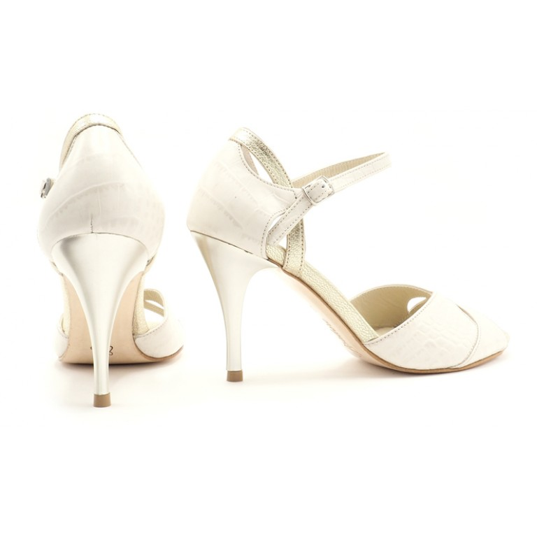 Lisadore - Croco Blanco Butterfly