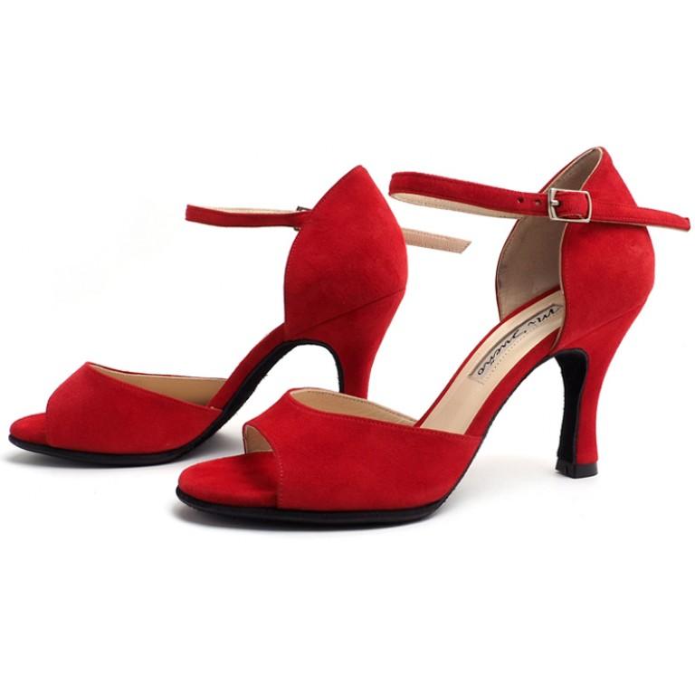SALES - Gamuza Rojo