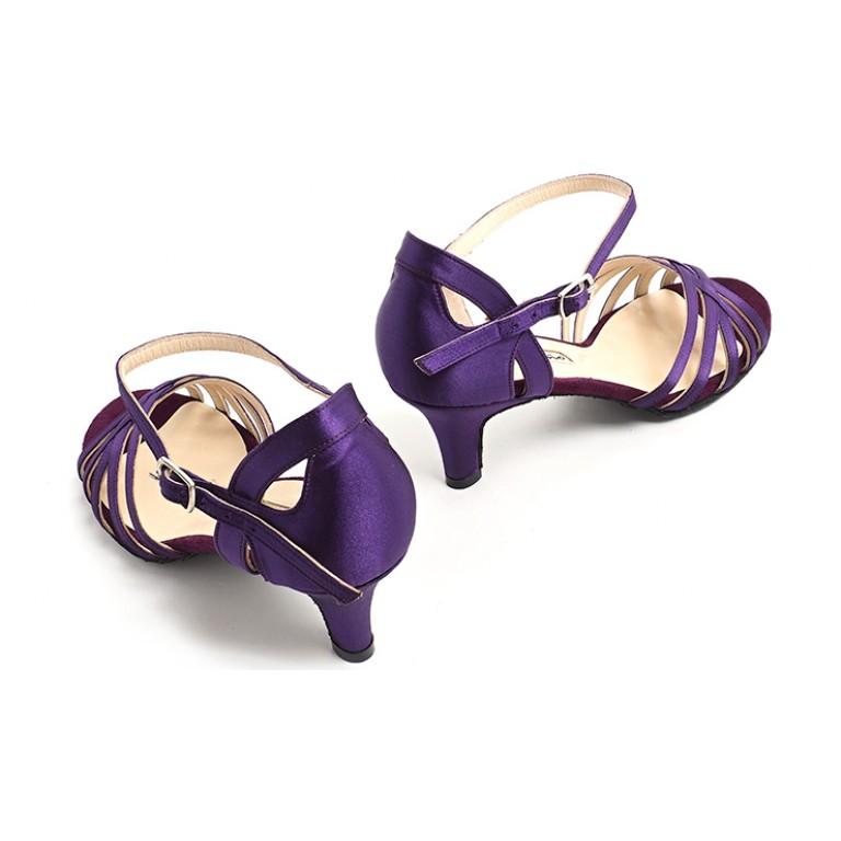 Raso Violeta Straps - Altura