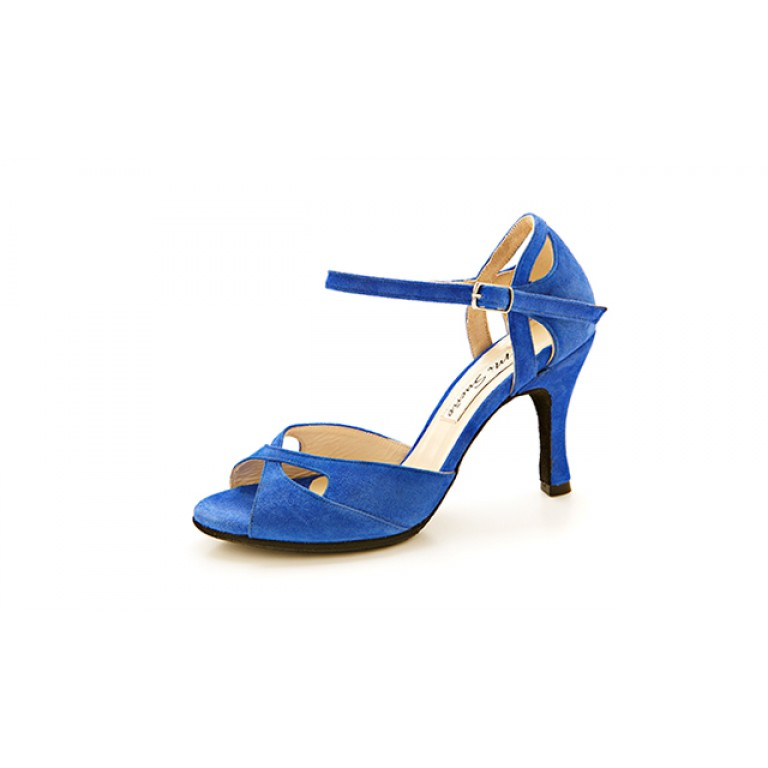 SALES - Gamuza Azul Butterfly
