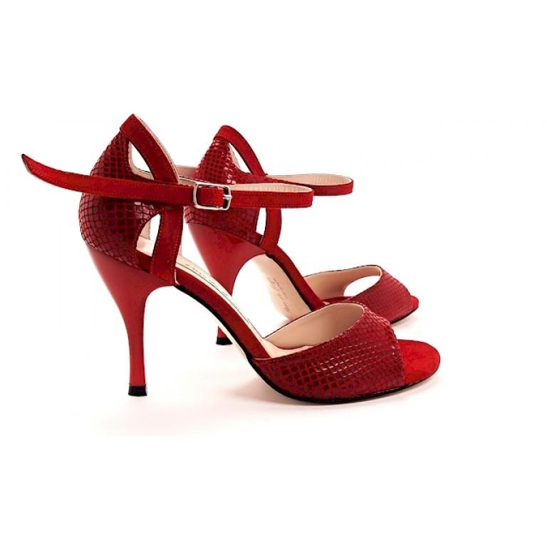 SALES - Reptil Rojo