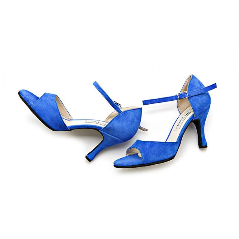 SALES - Gamuza Azul