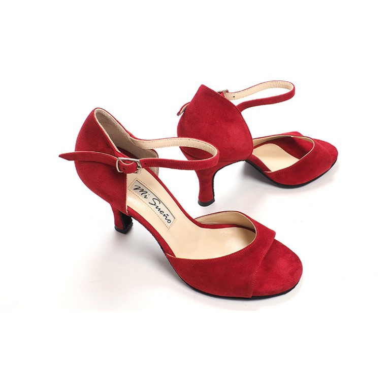 SALES - Gamuza Rojo II