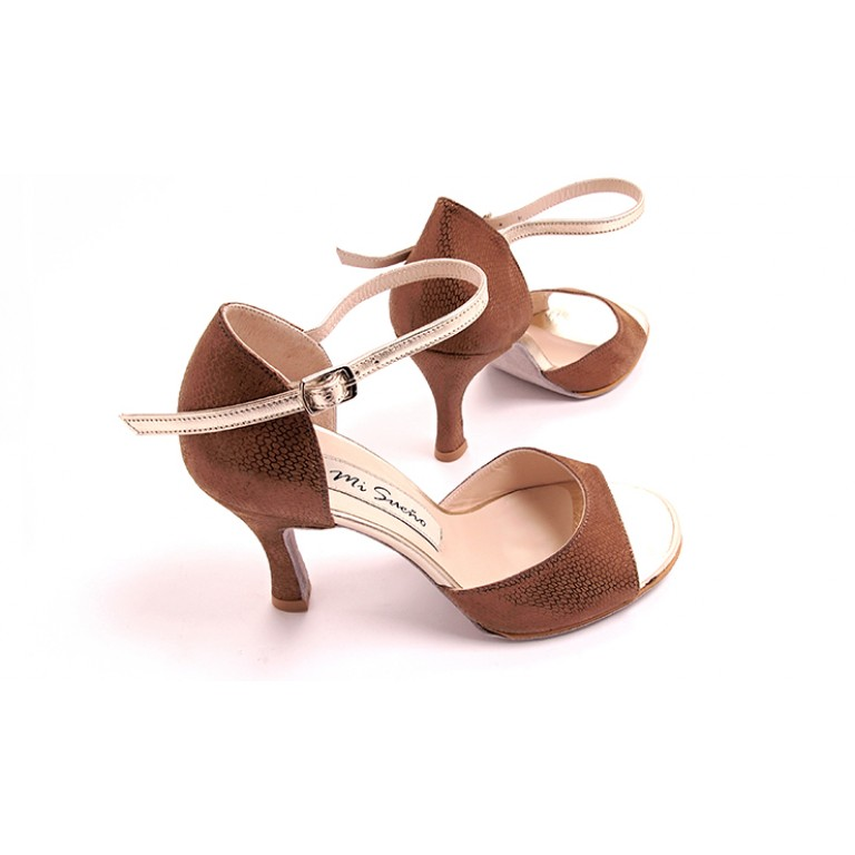 SALES - Bronce Platino Open Toe
