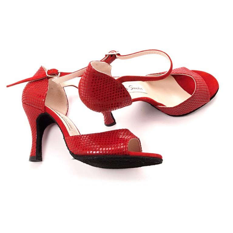 SALES - Rojo Reptil