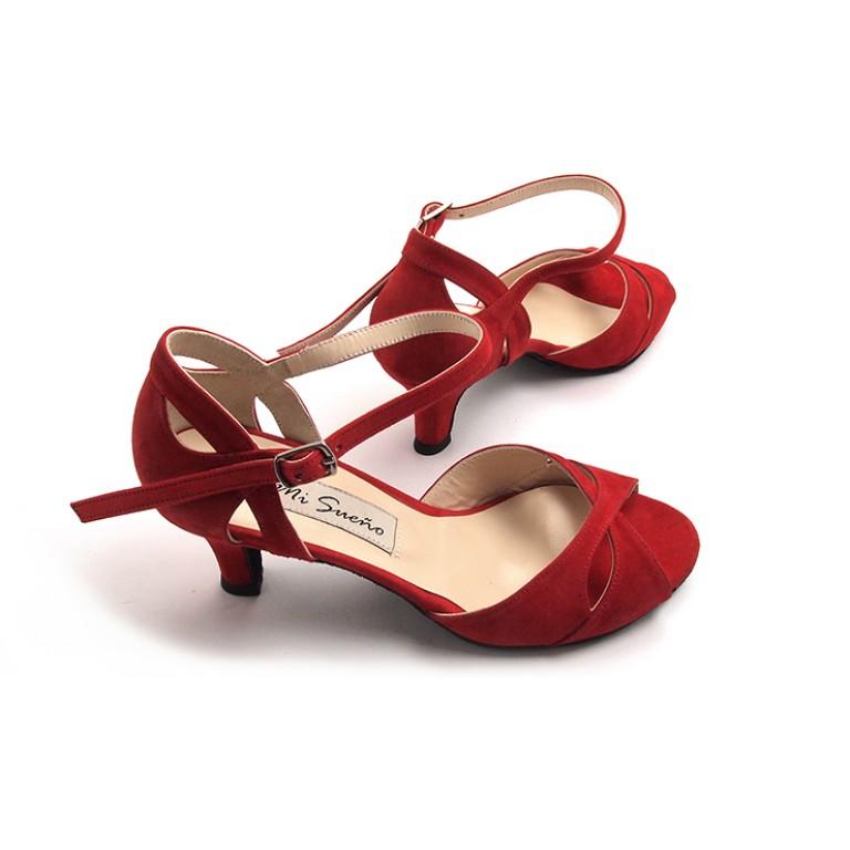 SALES - Rojo Butterfly - Altura
