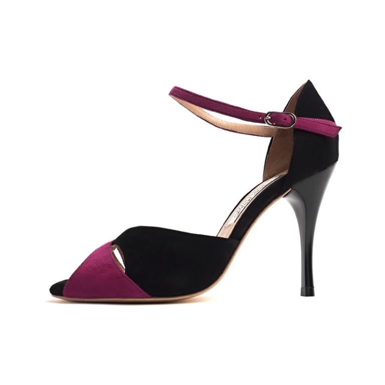 Comme il Faut Shoes - Solferino y Negra