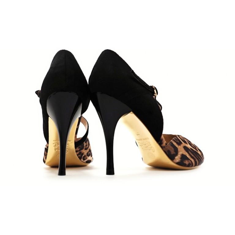 Comme il Faut - Leopardo Y Negro